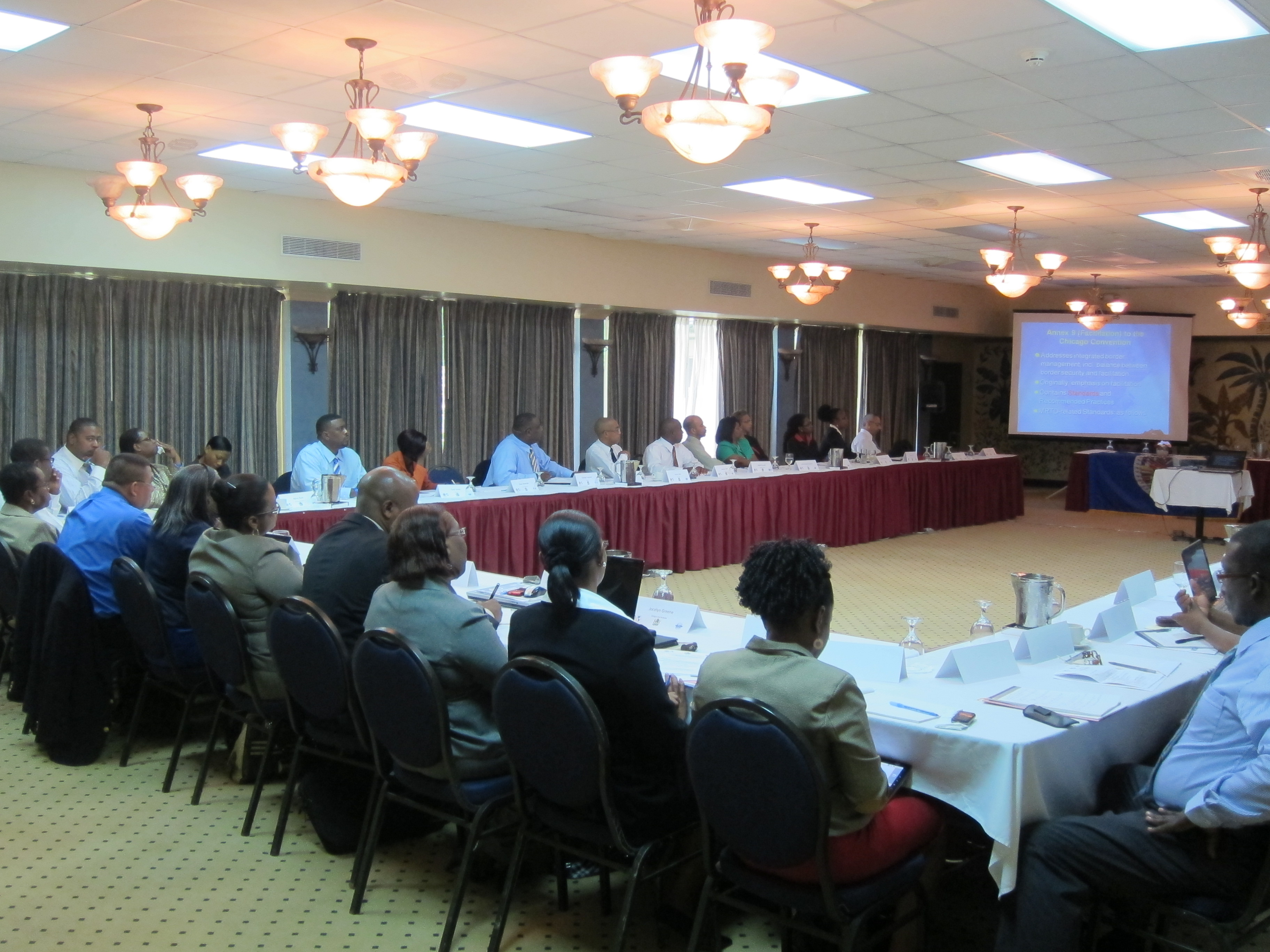 Workshop on Travel Document Security and Identity Management