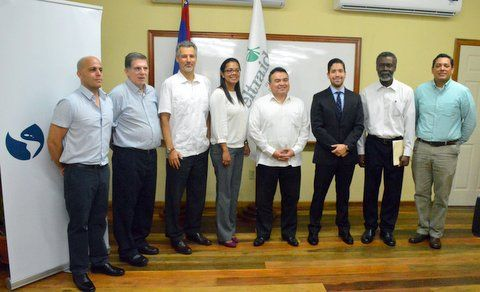 OAS Partners with Stakeholders to convene Train the Trainers Business Lab Workshop
