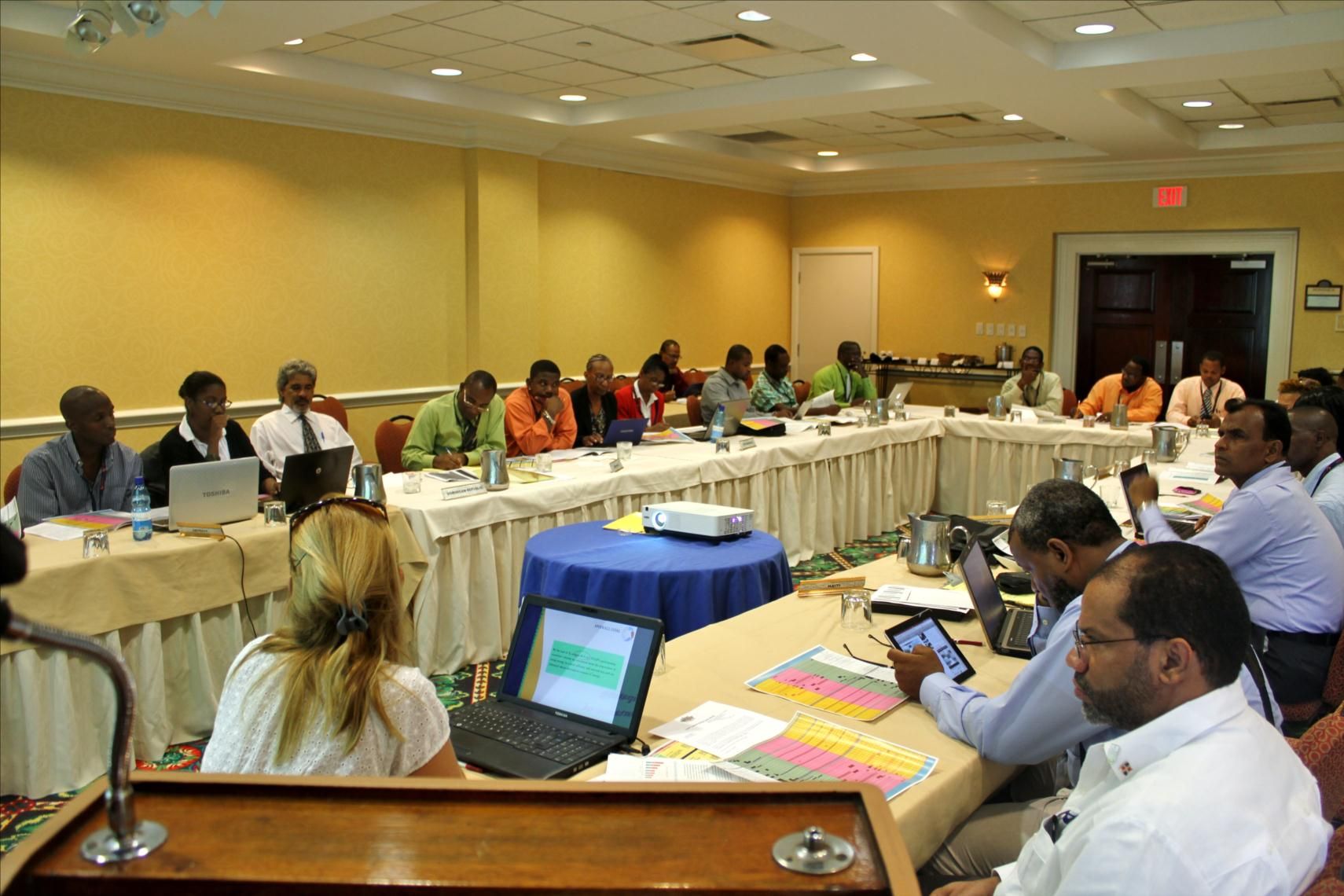 REGIONAL SUSTAINABLE ENERGY WORKSHOP FOR ENERGY AND EDUCATOR STAKEHOLDERS IN THE CARIBBEAN