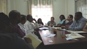 OAS Belize Office Hosts National Consultation