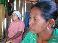 Rapporteur Dinah Shelton and delegation visits indigenous communities in Paraguay
