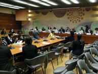 Conference on the Durban Process in Geneva (April 2009)