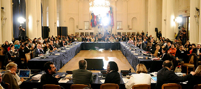 Hearings to Civil Society of the Americas on Strengthening of the Inter-American System of Human Rights