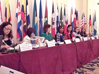 Second Meeting of the Working Groups of the XVII Inter-American Conference of Ministers of Labor