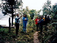 IACHR visit to Guatemala in July 2005