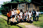 Puerto Lempira, Honduras, August 2004. Forum on Human Rights for Persons with Disabilities and Indigenous Peoples