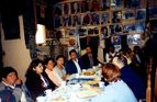 Nebaj, Guatemala, March 2003. The Rapporteur participates in an IACHR visit to Guatemala
