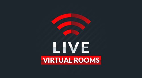 Live Virtual Rooms