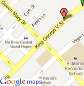 OAS Office in Dominica (Commonwealth of) - by Google maps