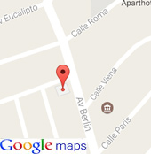 OAS Office in Honduras - by Google maps