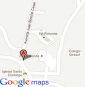 OAS Office in Nicaragua - by Google maps