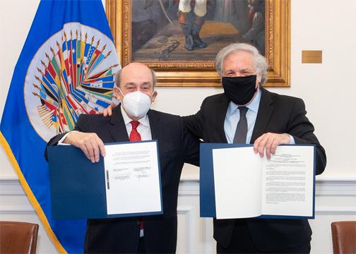La OEA observará las elecciones generales en Perú