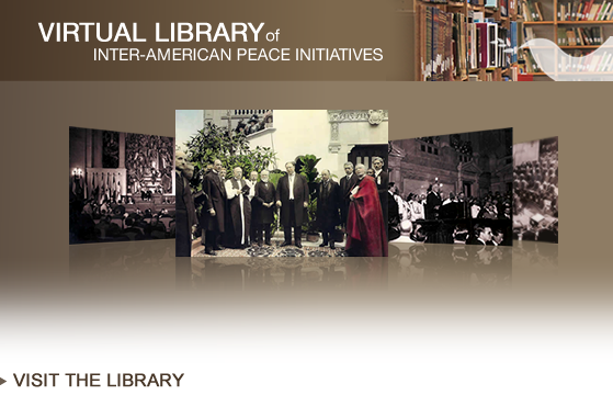 Virtual Library of Inter-American Peace Iniciatives